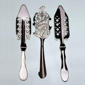 New Orleans absinthe spoons