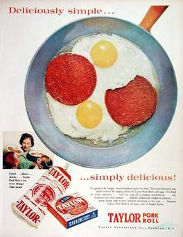 pork roll ad